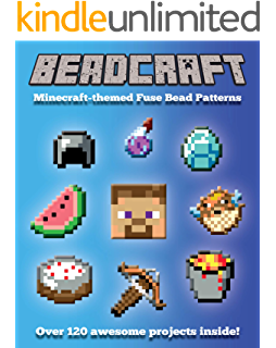 Beadcraft Arcade Over 100 Classic Video Game And Nintendo Themed Patterns For Fuse Beads Mario Zelda Pac Man Tetris Space Invaders And More Kindle Edition By Books Beadcraft Crafts Hobbies Home Kindle