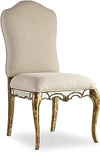 Hooker Furniture Upholstered Mirrored Desk Office Chair