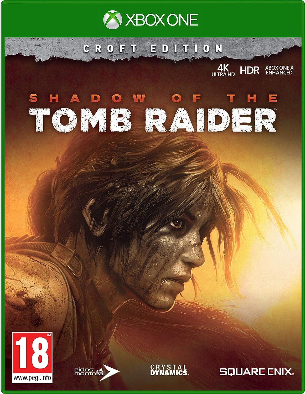 Shadow of The Tomb Raider - Croft Edition - XboxOne [Importación ...
