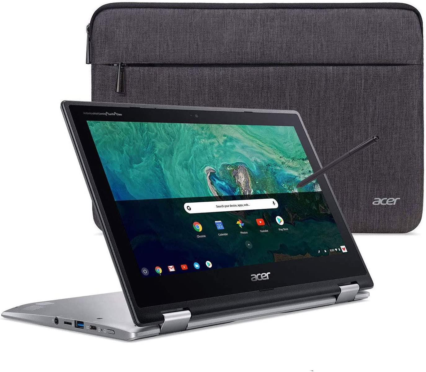 Amazon Com Acer Chromebook Spin 11 Convertible Laptop Intel Celeron N3350 11 6 Hd Touch Display 4gb Ddr4 32gb Emmc 802 11ac Wifi Wacom Emr Pen Sleeve Cp311 1hn C2dv Computers Accessories,Kitchen Cabinet Storage Solutions Amazon