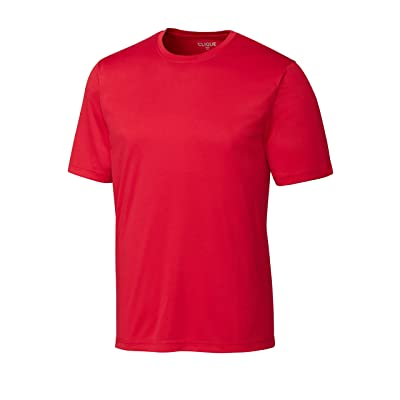 Clique Men's Spin Short Sleeve Jersey Tee: Clothing