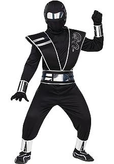 Roblox Ninja Clothes Amazon Com California Costumes Boys Ninja Warrior Child Costume Toys Games