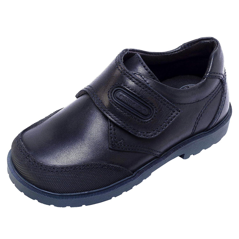 9f34dadf0 MADE IN SPAIN 210 Castellanos DE Piel NIÑO Zapatos MOCASÍN ...