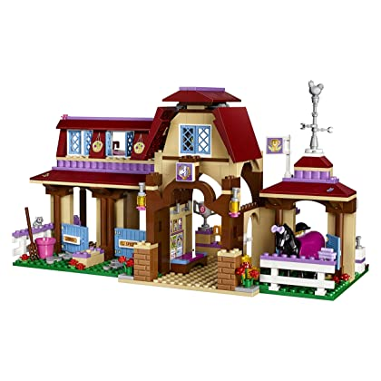 LEGO Friends Heartlake Riding Club 41126 New Toy for June 2016