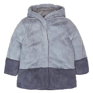 boboli 416157, Abrigo para Niñas, Gris (Grey 8096), años (Tamaño