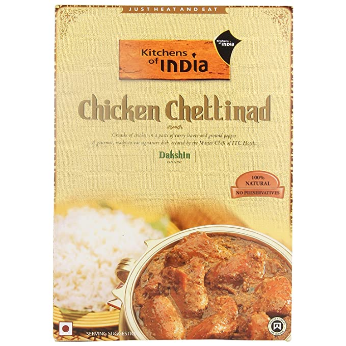 Elegant Kitchens Of India Chicken Chettinad, 285g