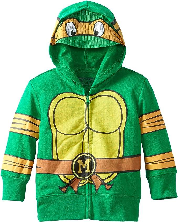 Nickelodeon Boys 17-4037 TC Zipper Hoodie