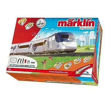 Märklin 29204 - Maqueta de Tren de Alta Velocidad ...