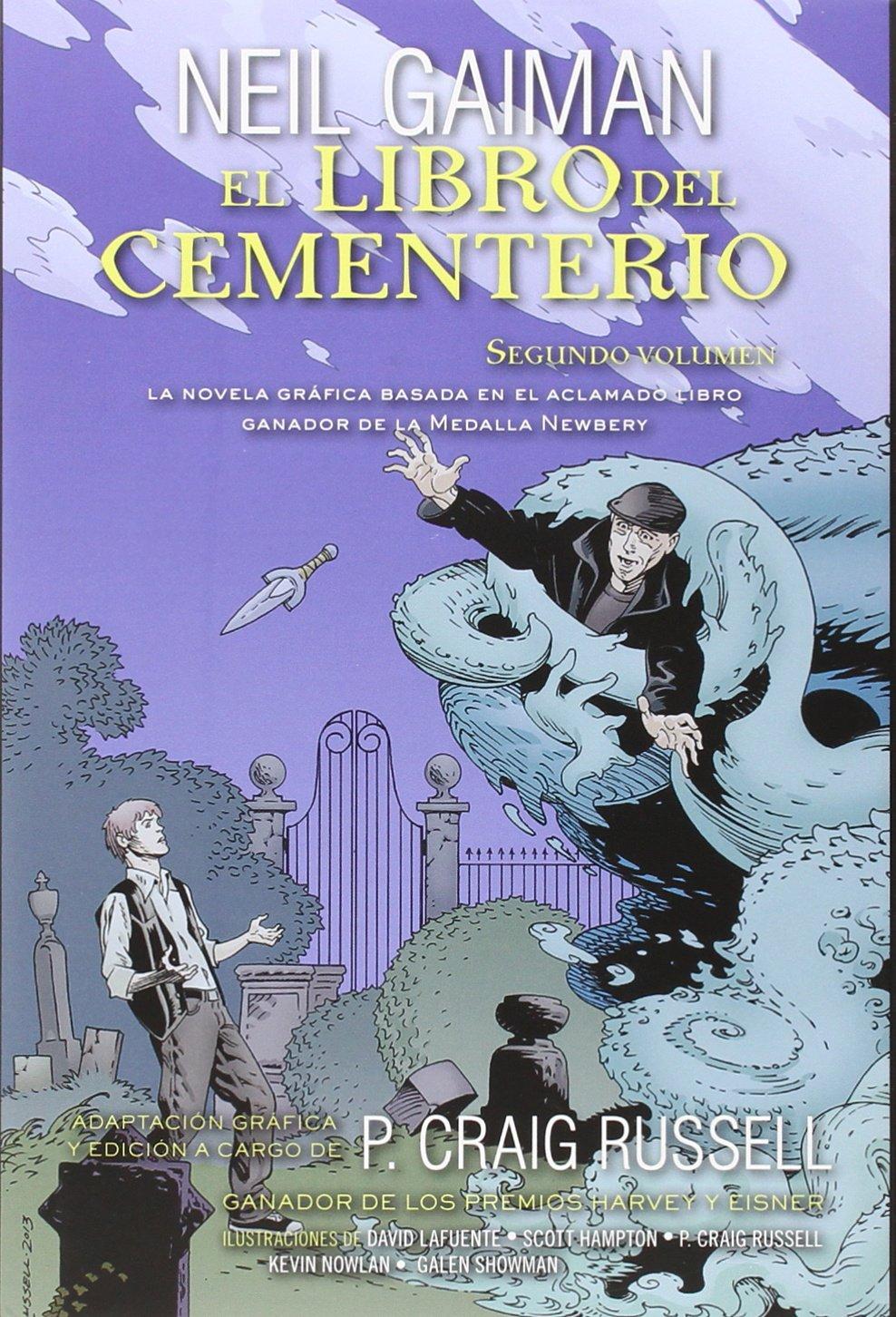 Amazon.com: El libro del cementerio (Young Adult) Vol. II (El Libro Del Cementerio / Tha Graveyard) (Spanish Edition) (9788499189192): Neil Gaiman: Books