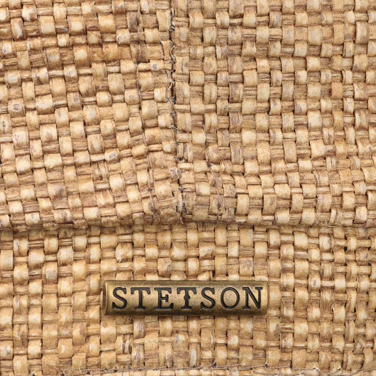 Stetson Hatteras Toyo Classic Flat Cap Men