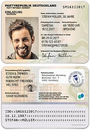Personalausweis Deutschland Wikipedia 10