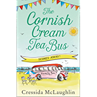 Scones Away! (The Cornish Cream Tea Bus, Book 3)