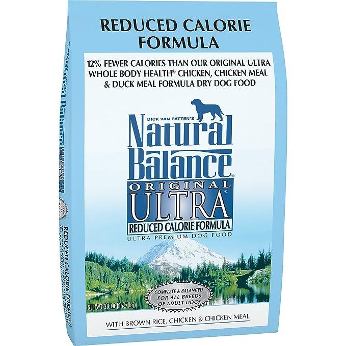 Amazon Natural Balance Original Ultra Reduced Calorie Formula