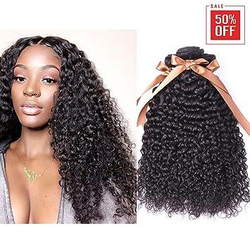 Amazon.com   Brazilian Curly Hair Weave 3 Bundles (10 12 14 43928ce51