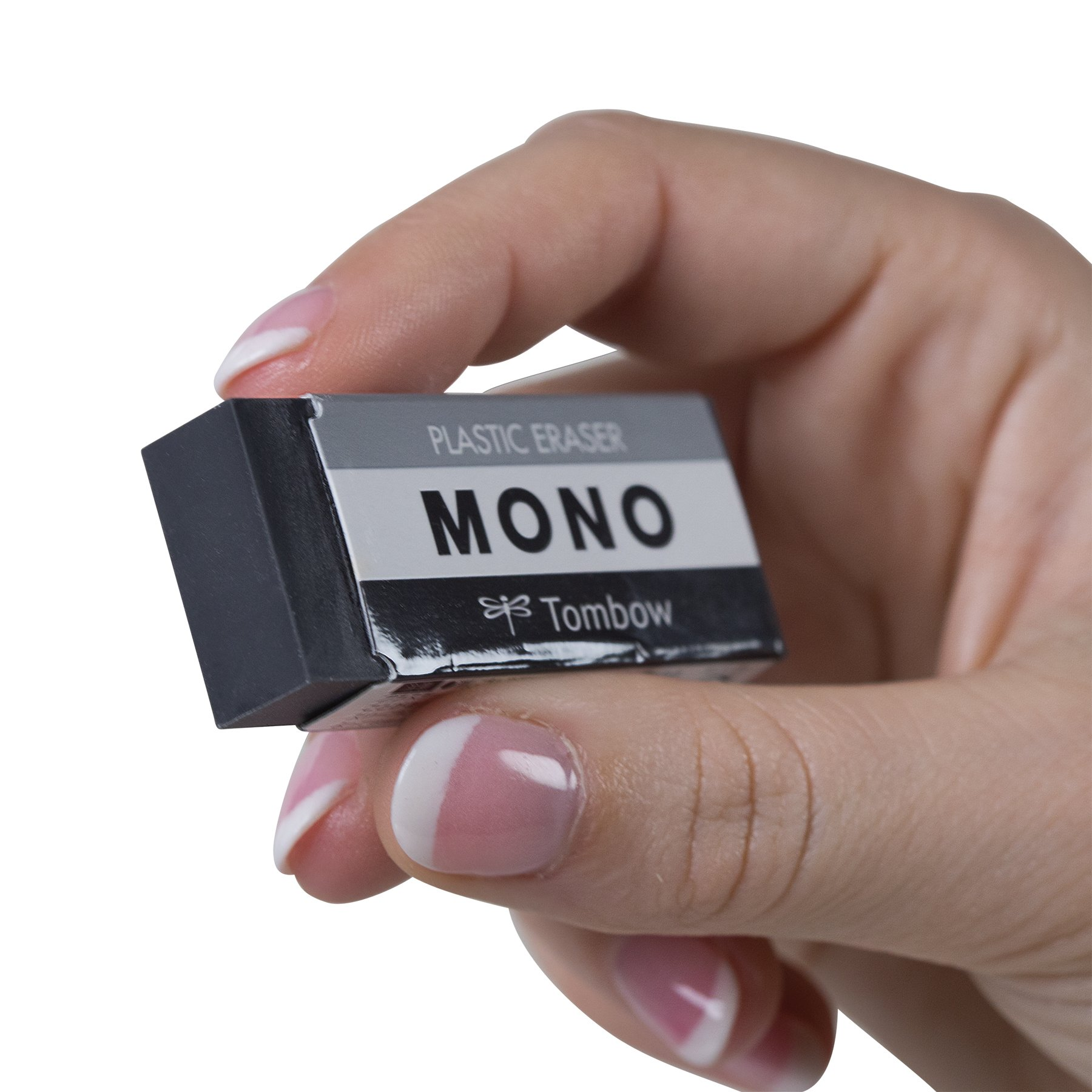 TOMBOW Mono Eraser, Black, Small, 40 PC Box, Pack, Piece by Tombow (Image #7)