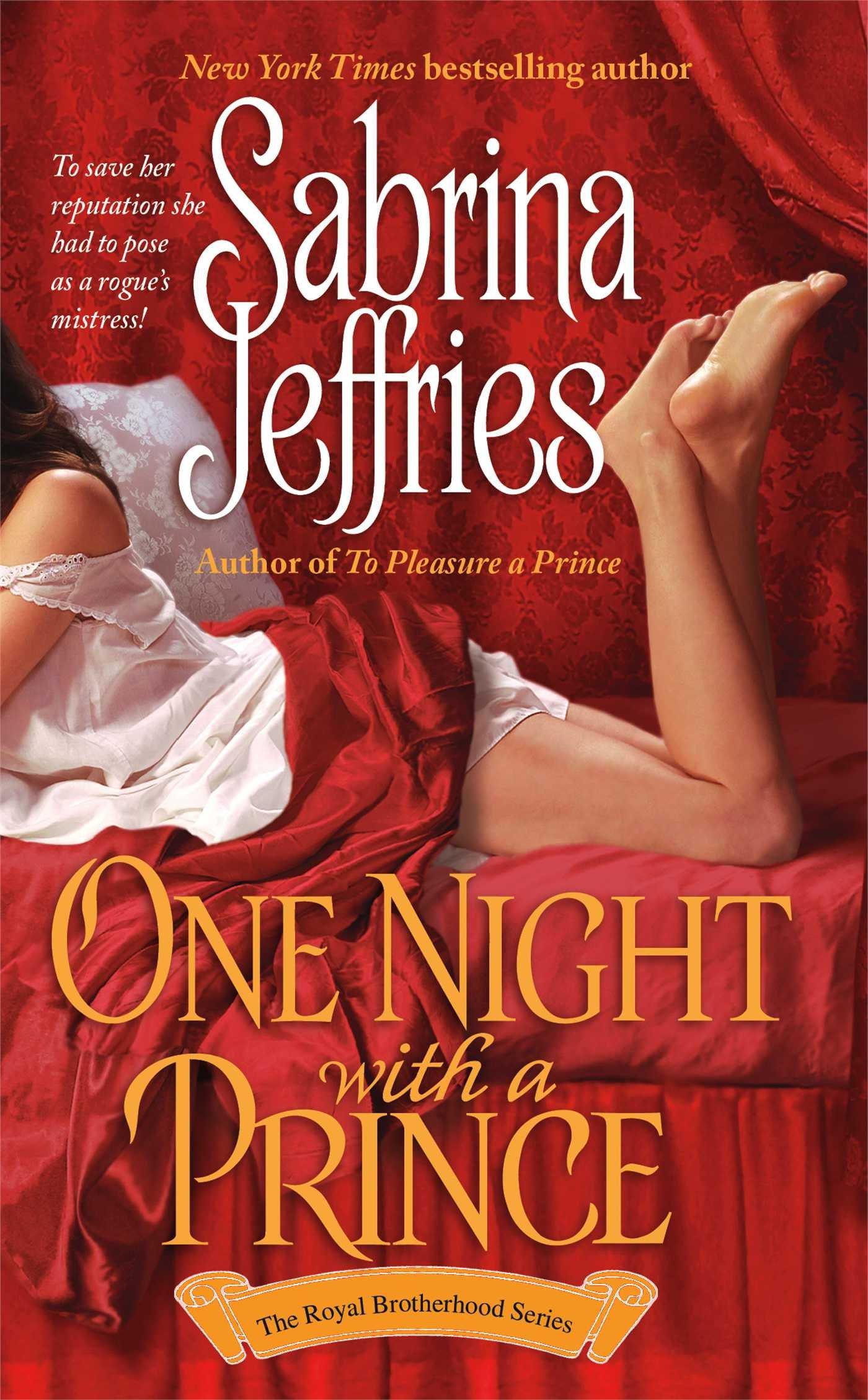 One Night With a Prince (Royal Brotherhood, Book 3) pdf epub
