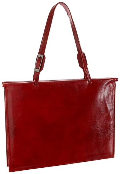 Amazon.com: hidesign por Scully Slim Fashion bolsa Bolso ...