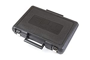 """TP-CASEPPF - Universal Hand Tool Blow Molded Carrying Case - Kaizen Pluck & Pull Foam Insert - Protect Tools, Photography, and Testing Equipment - 17""""x12""""x3"""" - True Position Tools"""