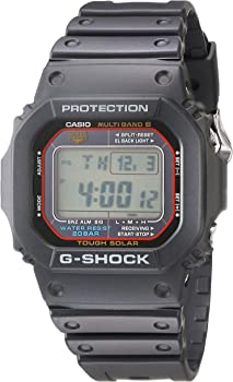 Casio Men's G-SHOCK Quartz Watch with Resin Strap