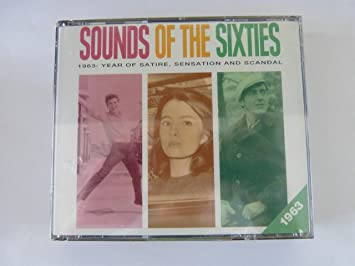 Sounds Of The Sixties 1963 By Various Original Artists Amazon Co