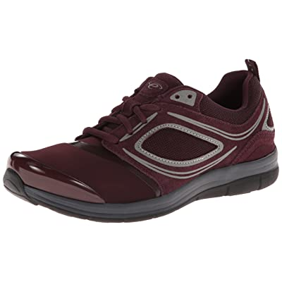 Easy Spirit Women's Stellar, Wine, 7.5 M US | Walking