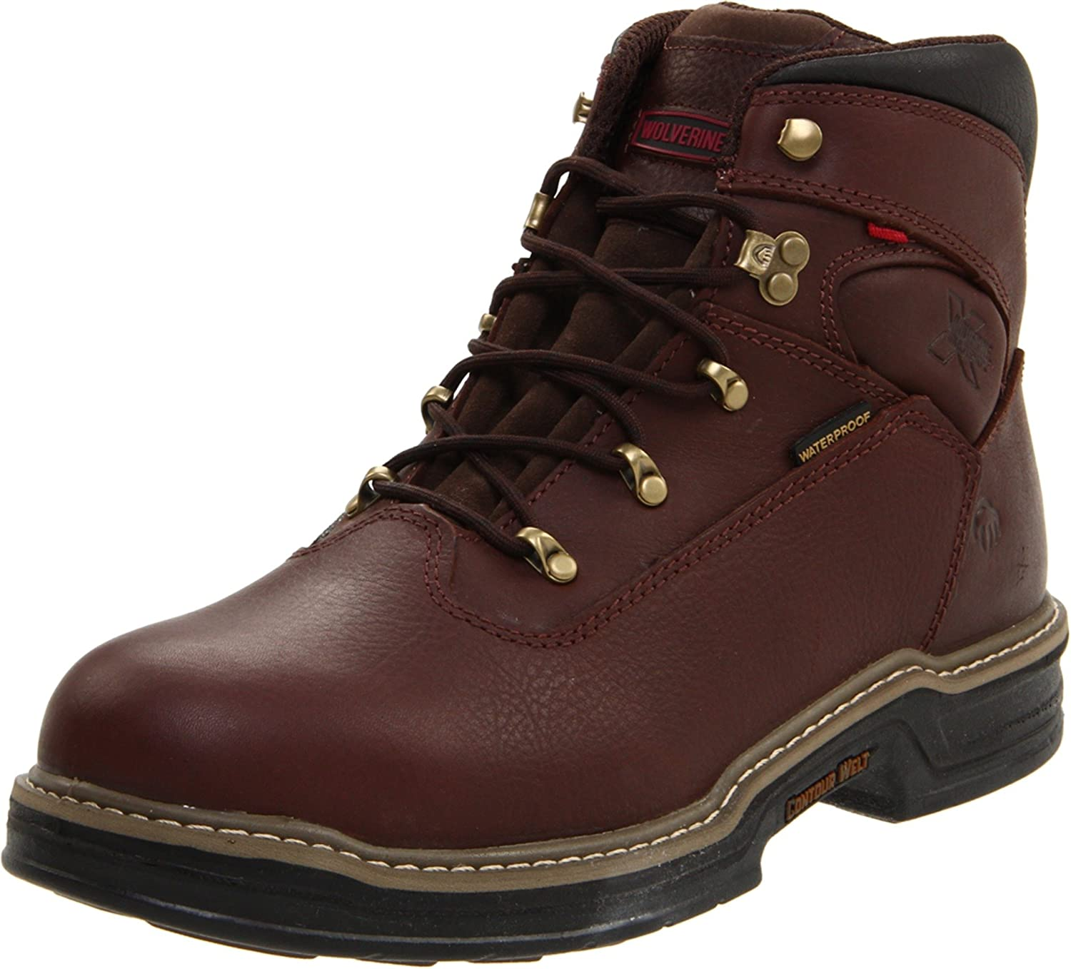 run shoes best prices wholesale outlet Amazon.com   Wolverine Men's W04821 Buccaneer Work Boot   Work ...