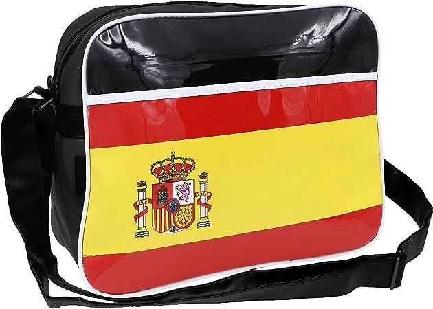 La bandera de España cartero bolsa de transporte (PB-53): Amazon.es: Hogar
