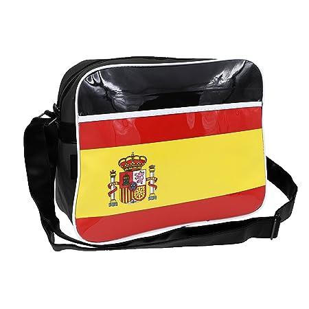 c0bb84c229f9 Bags Spain Flag Postman School Carry (PB-53): Amazon.co.uk: Kitchen ...