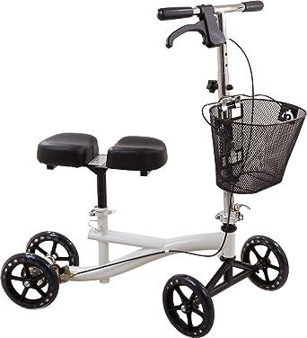 Amazon.com: Scooter con plataforma de rodilla de Roscoe ...