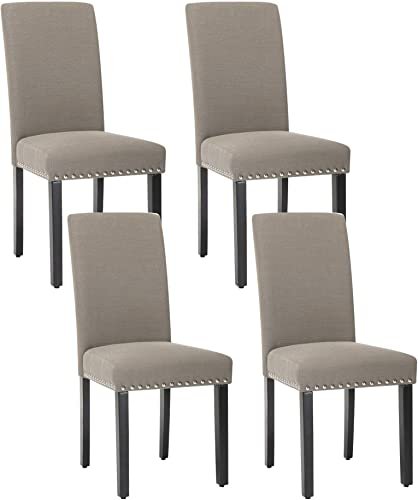 LSSPAID Upholstered Parsons Dining Chair