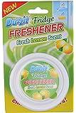 Nouveau Duzzit Frigo Désodorisant frais parfum de citron