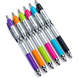 Mr. Pen No Bleed Pens, Bible Pens, Fine Tip, Assorted Color, Pack of 6