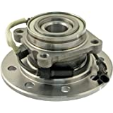 ACDelco 515041 Advantage Front Wheel Hub and Bearing Assembly with Wheel Speed Sensor