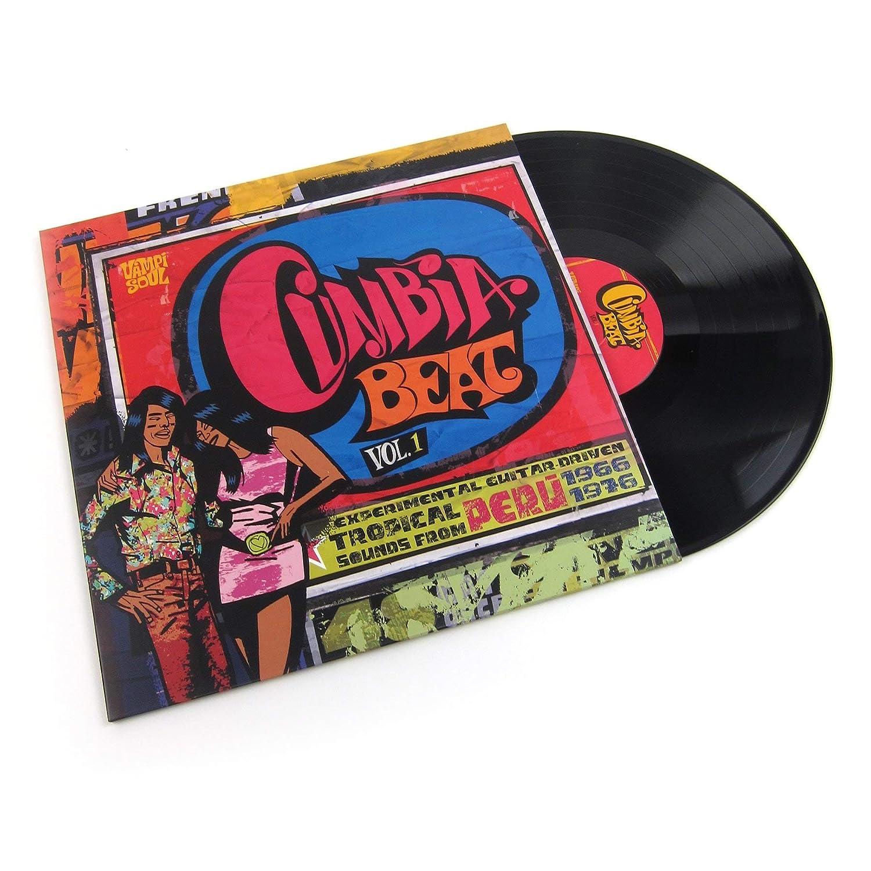 Vampi Soul - Vampi Soul: Cumbia Beat Vol.1 - Experimental ...