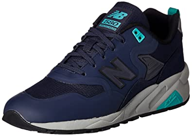 huge discount 0af9a 23c3f new balance Men's 580 Navy Sneakers - 11 UK/India (45.5 EU ...