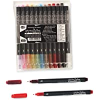 Copic Marker Copic atyou Spica Set-B Glitter Pen, One Each of 12 Colors