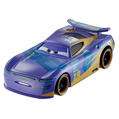 Disney Pixar Cars 3: Danny Swervez Die-cast Vehicle: Toys & Games