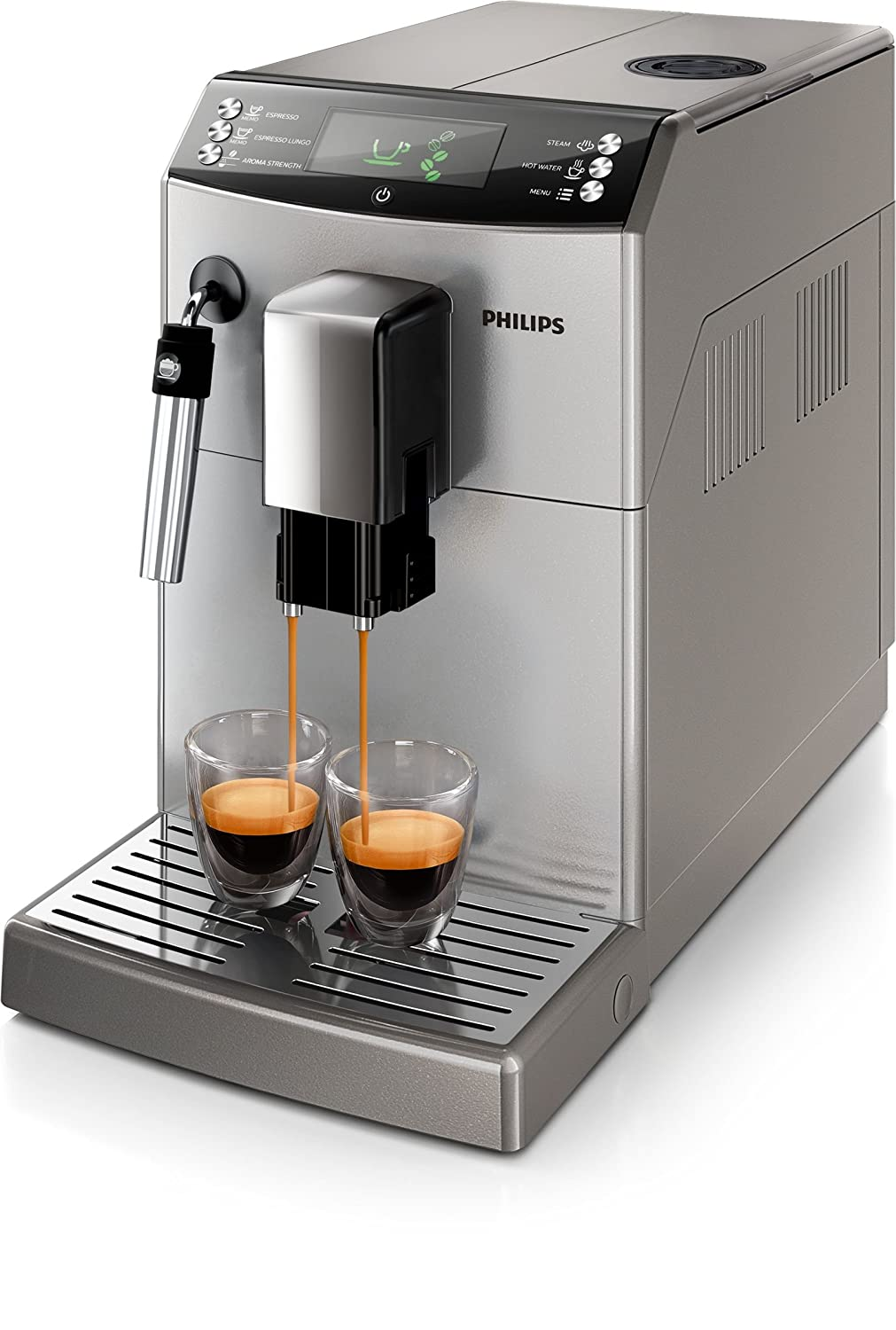 Philips 3100 series - Cafetera (Independiente, Máquina espresso, 1 ...