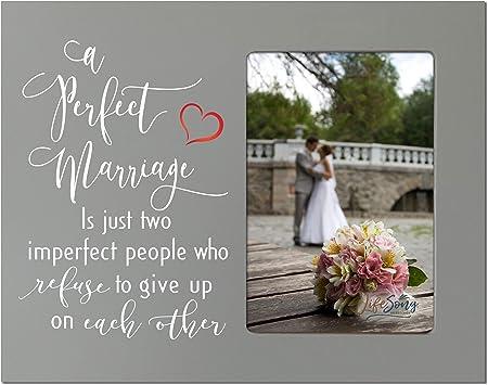 1st aniversario de bodas papel de regalo un año como Mr/&Mrs Parejas Regalos Personalizados