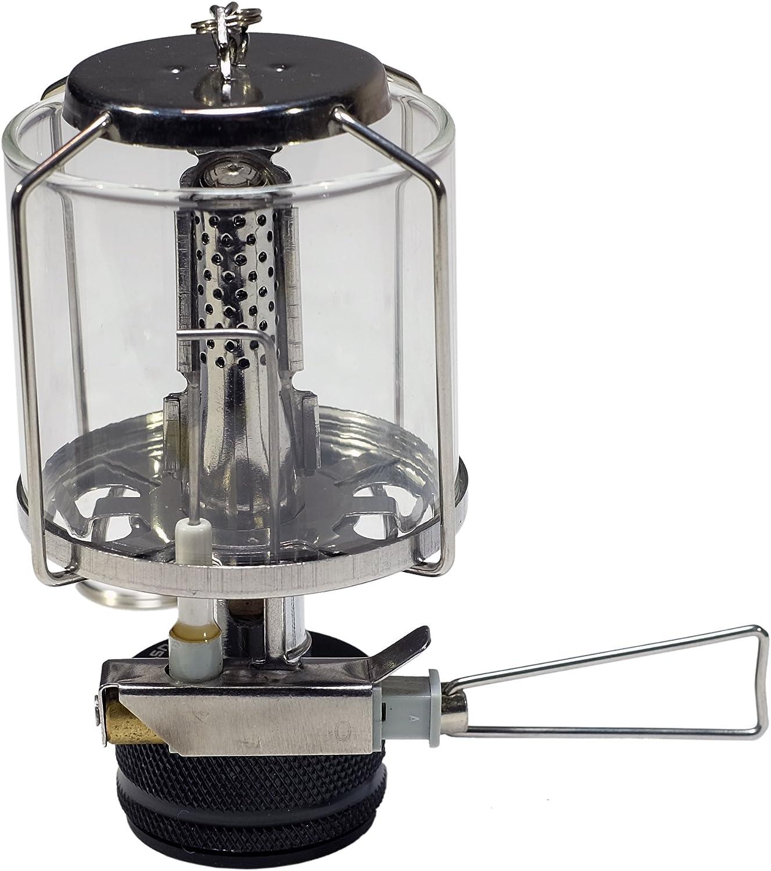 Providus De Gas Encendedor piezoeléctrico lámpara de Camping ...