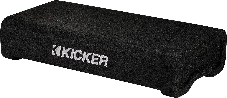 KICKER 47TRTP122 Down-Firing 12 CompRT 2-Ohm Enclosure