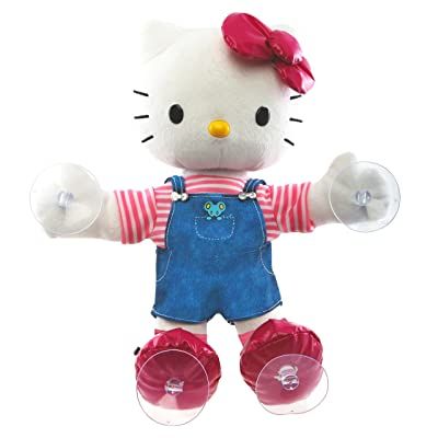 Hello Kitty Dance Time Plush: Toys & Games