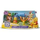 Disney Winnie The Pooh Figurine Play Set -- 7-Pc (200655)