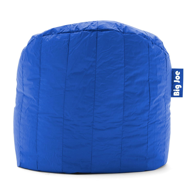 Big Joe Lumin Chair Blue - Amazon com big joe lumin smartmax fabric chair blue sapphire kitchen dining