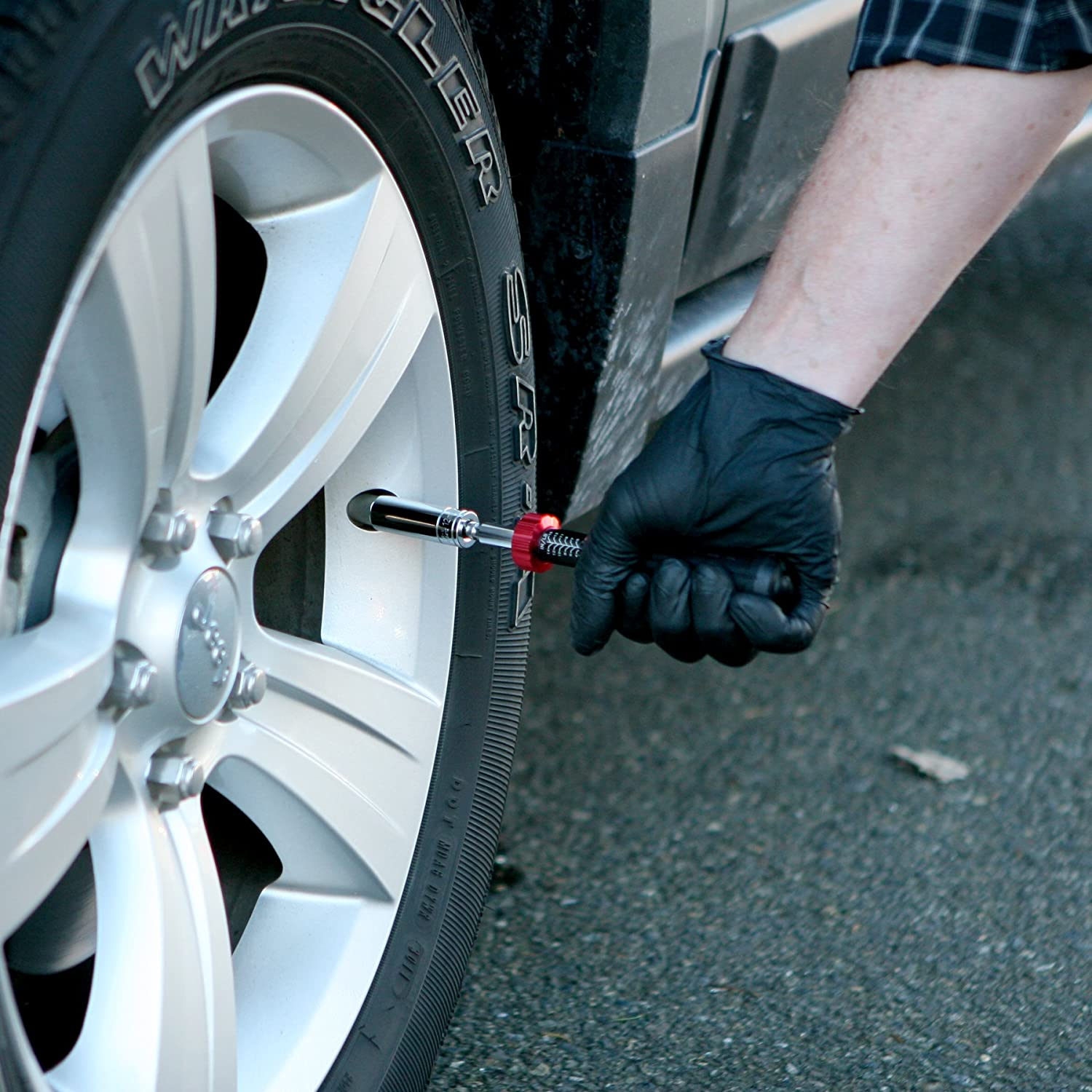 Performance Tool M204 3//4 Drive Torque Wrench with LH//RH Thread Torque Capabilities