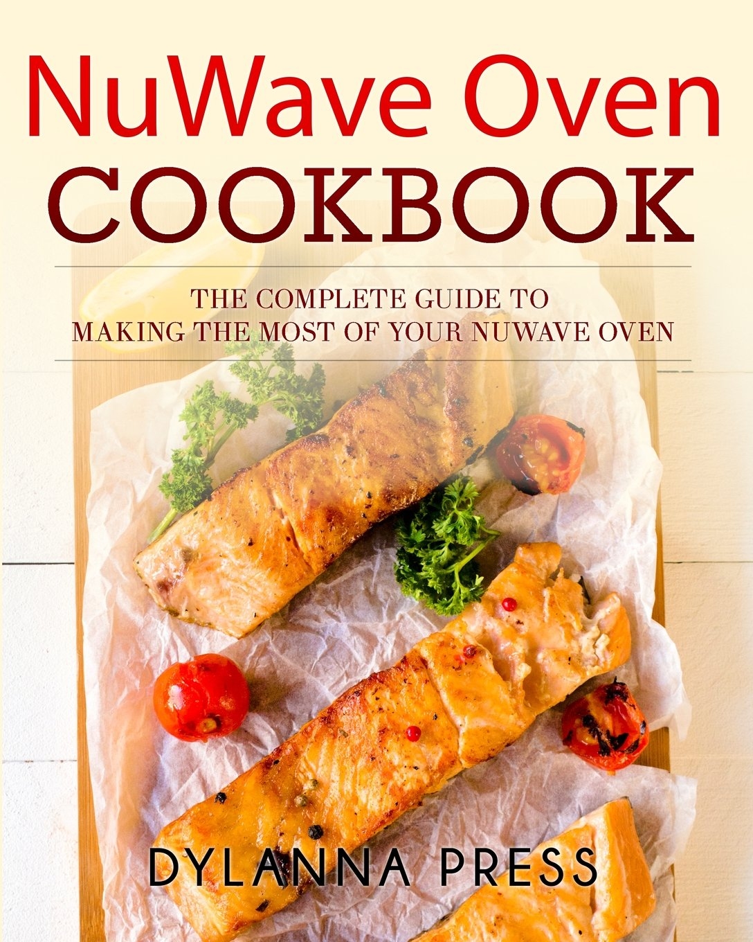 nuwave oven cooking chart