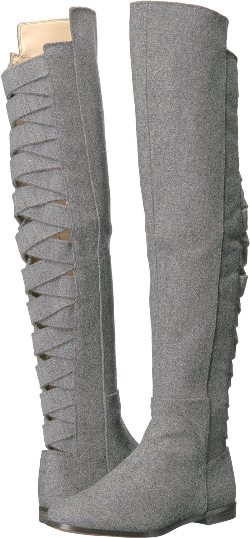 Nine West Women's US|Light Eltynn B072K2VDHG 7.5 B(M) US|Light Women's Grey/Light Grey Wool 1aa22a