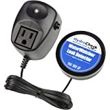 Leak Detector Alarm, Smart Sensor and Alert, Turns Off Flood Source, Pure Water Capable, Made in the USA by HydroCheck (Water