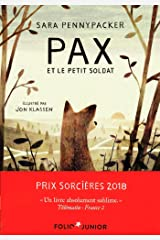 Pax et le petit soldat (French Edition) Kindle Edition