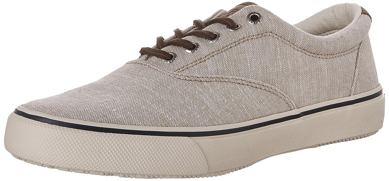Sperry Top-Sider Men's Striper LL CVO Fashion Sneaker B01G4EQU3Q 10.5 D(M) US Chino Linen